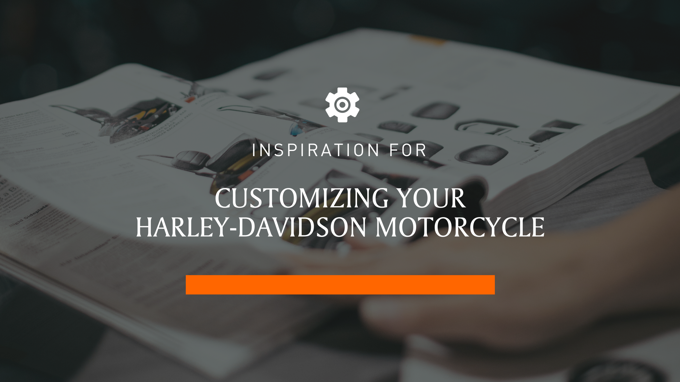 Inspiration for Customizing Your Harley-Davidson Motorcycle